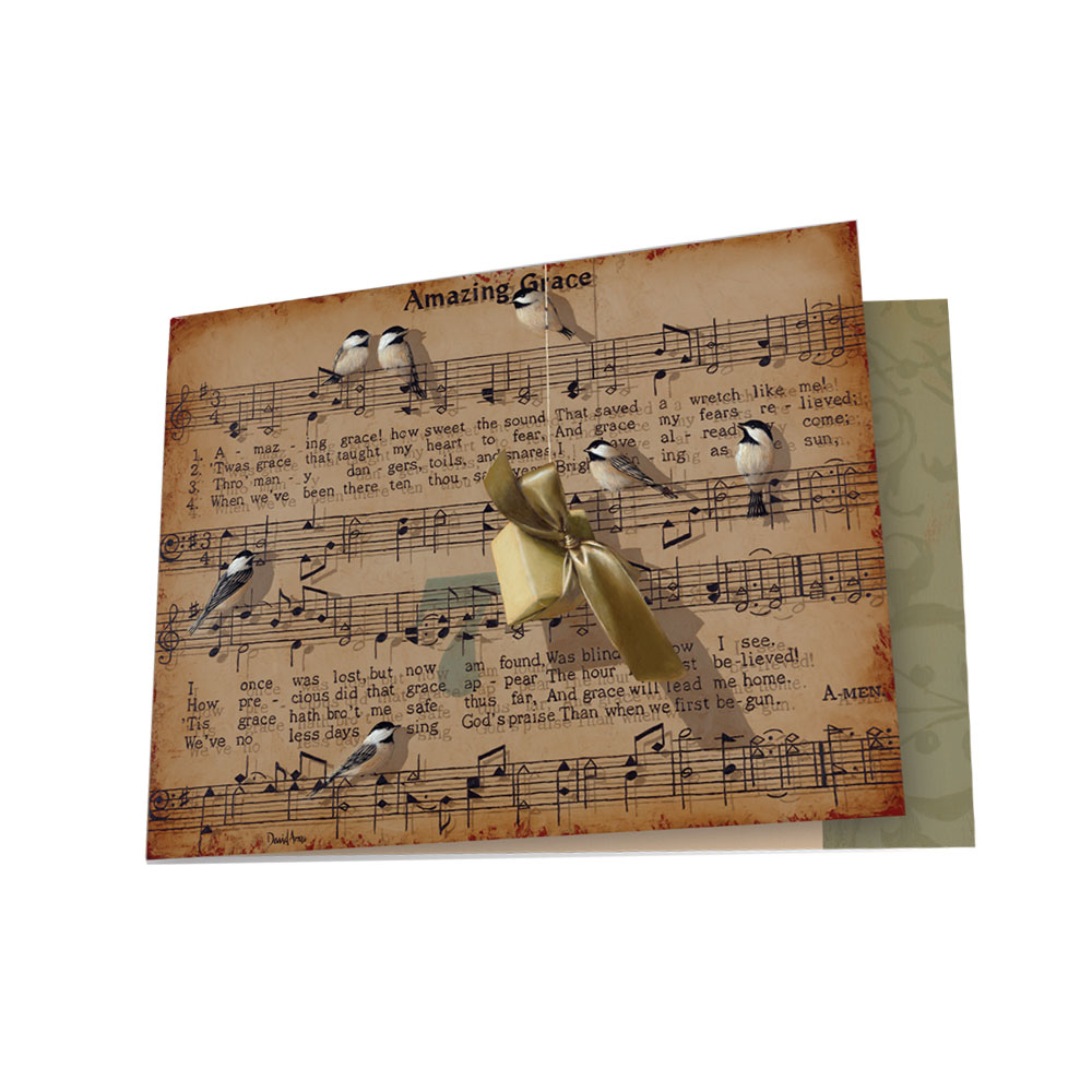 """Amazing Grace"" Notecards"