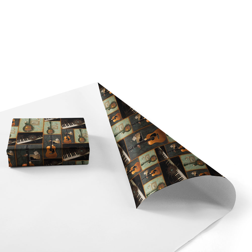 music-wrapping-paper-product-image-box-wrapped-single-sheet
