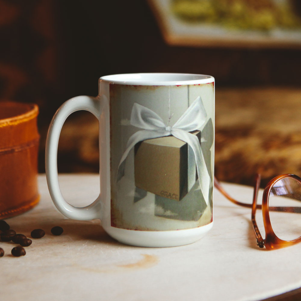 """Gift Of Grace"" Mug"