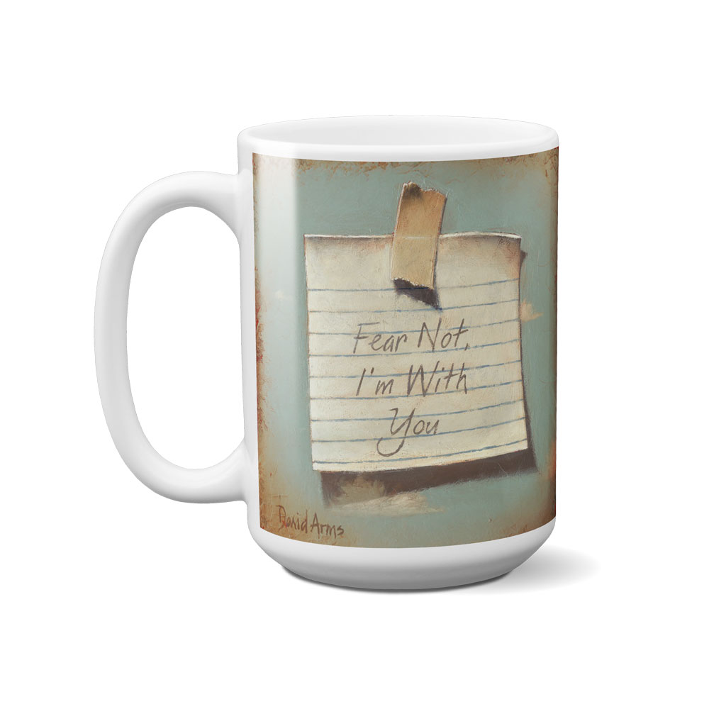 """Heaven's Little Reminder"" Mug"