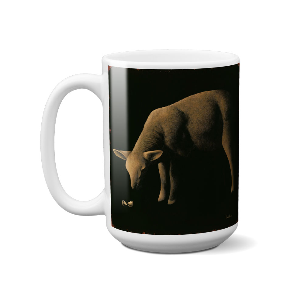 """""""Behold The Lamb"""" Mug"""