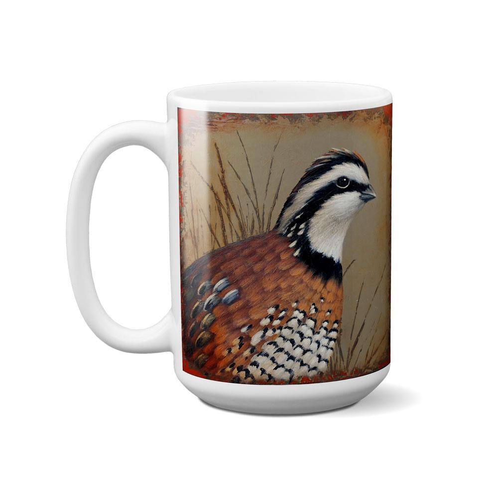 """""""Quail"""" Mug"""