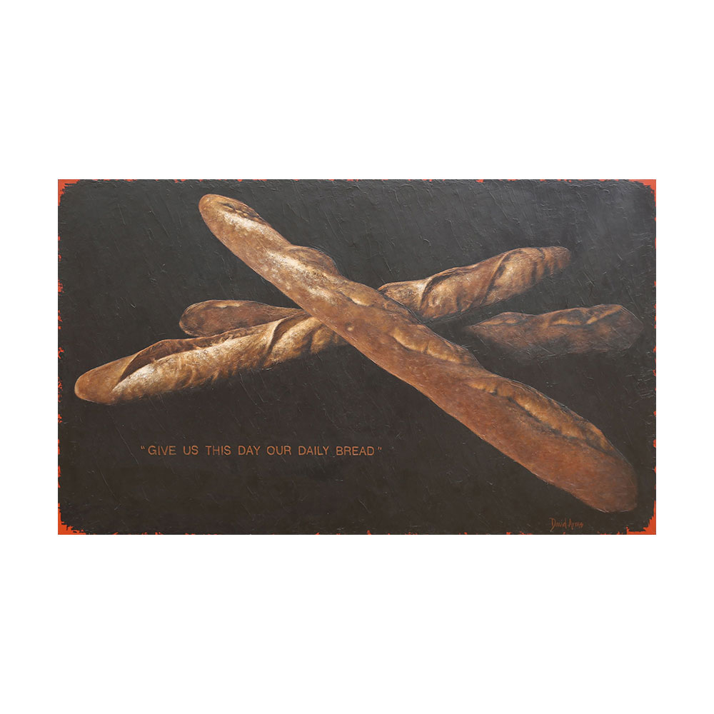 Daily Bread •26×44