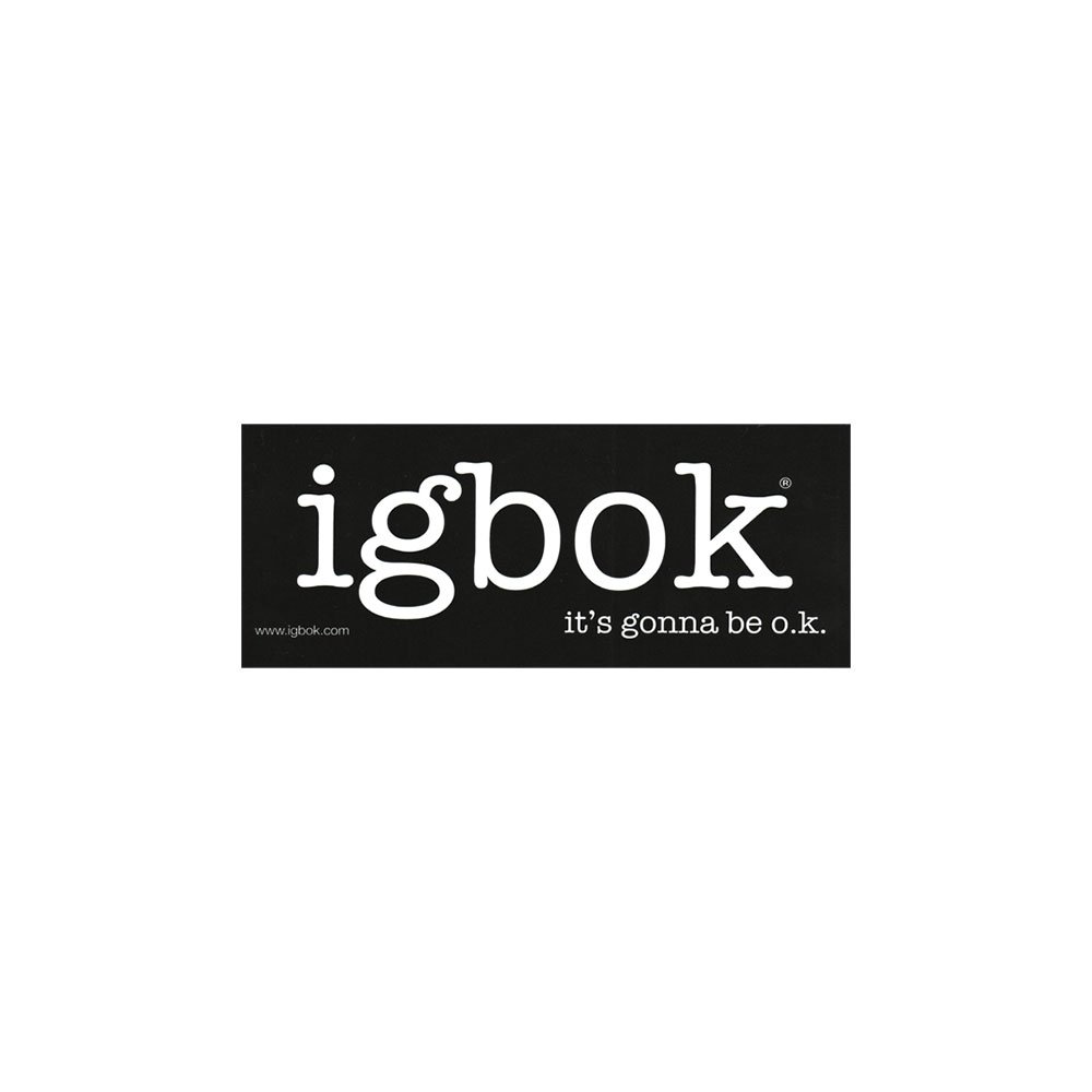 Igbok Magnet Product Image On White