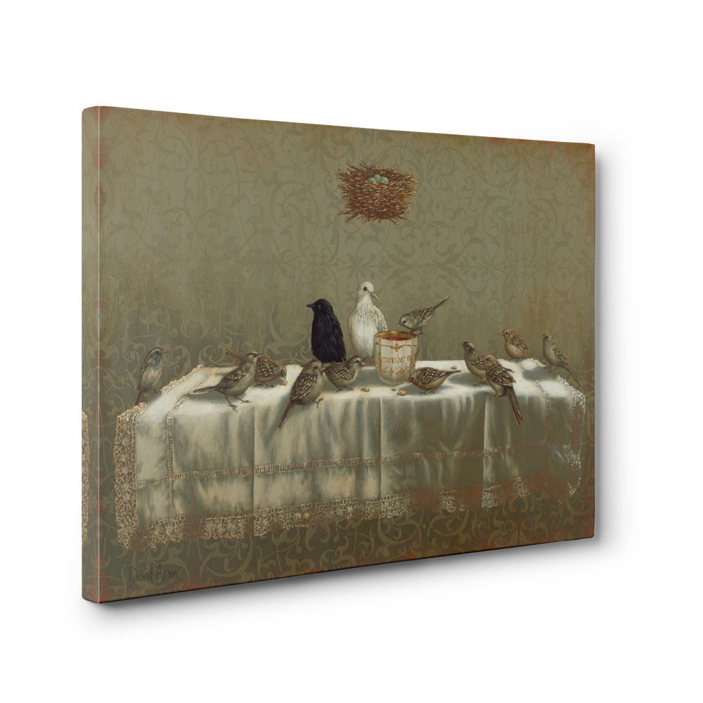 Last Supper Giclee Product Image Angled