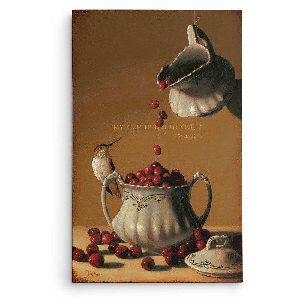 """My Cup Runneth Over"" Gicleé"