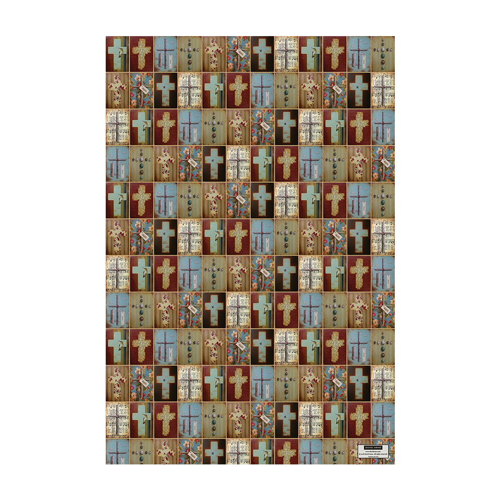 crosses-wrapping-paper-product-image-hover