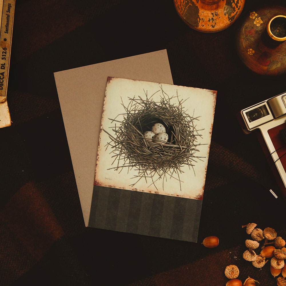 """Hope (Nest)"" Notecards"