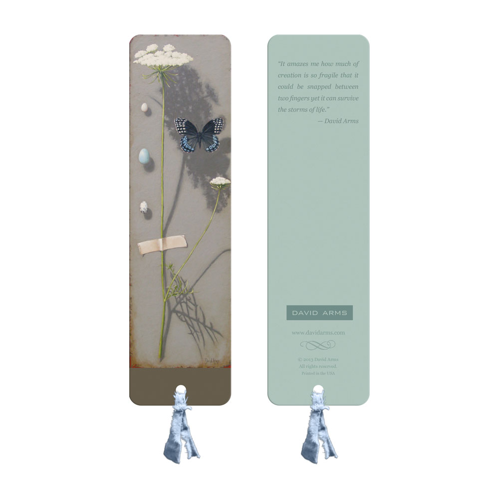 """Quiet Strength"" Bookmark"