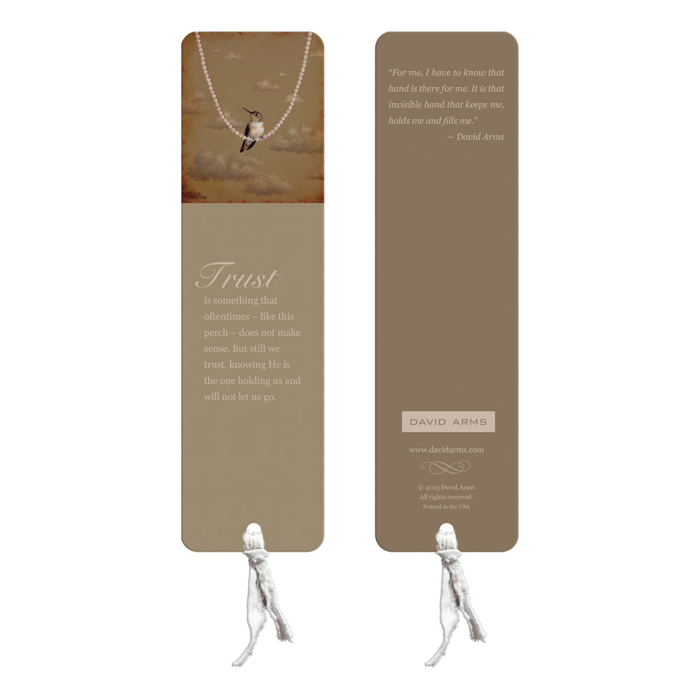 Trust Bookmark Product Image Hover