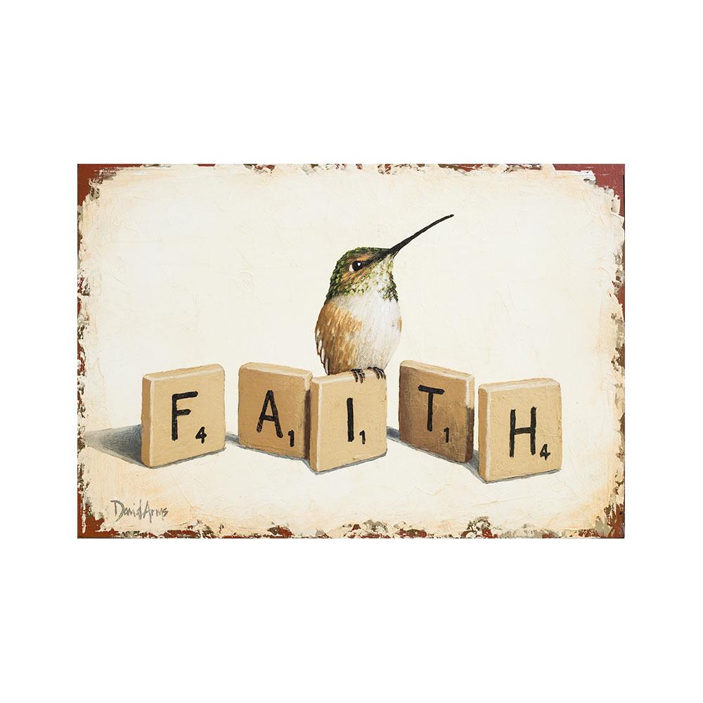 Faith • 9×13