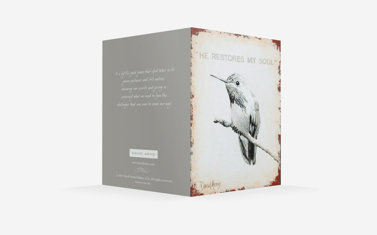 he-restores-my-soul-notecard-product-gallery-image-front-back