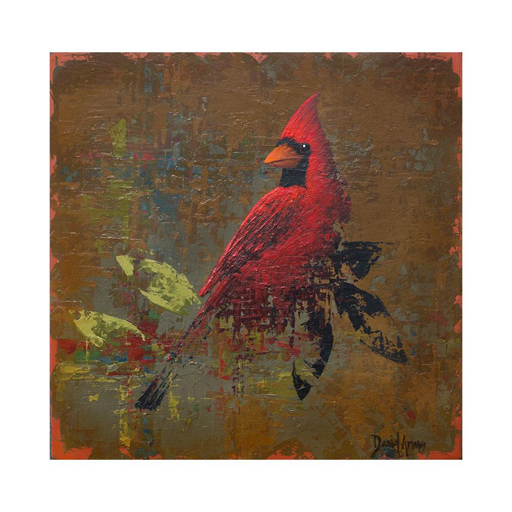 Cardinal • 12×12
