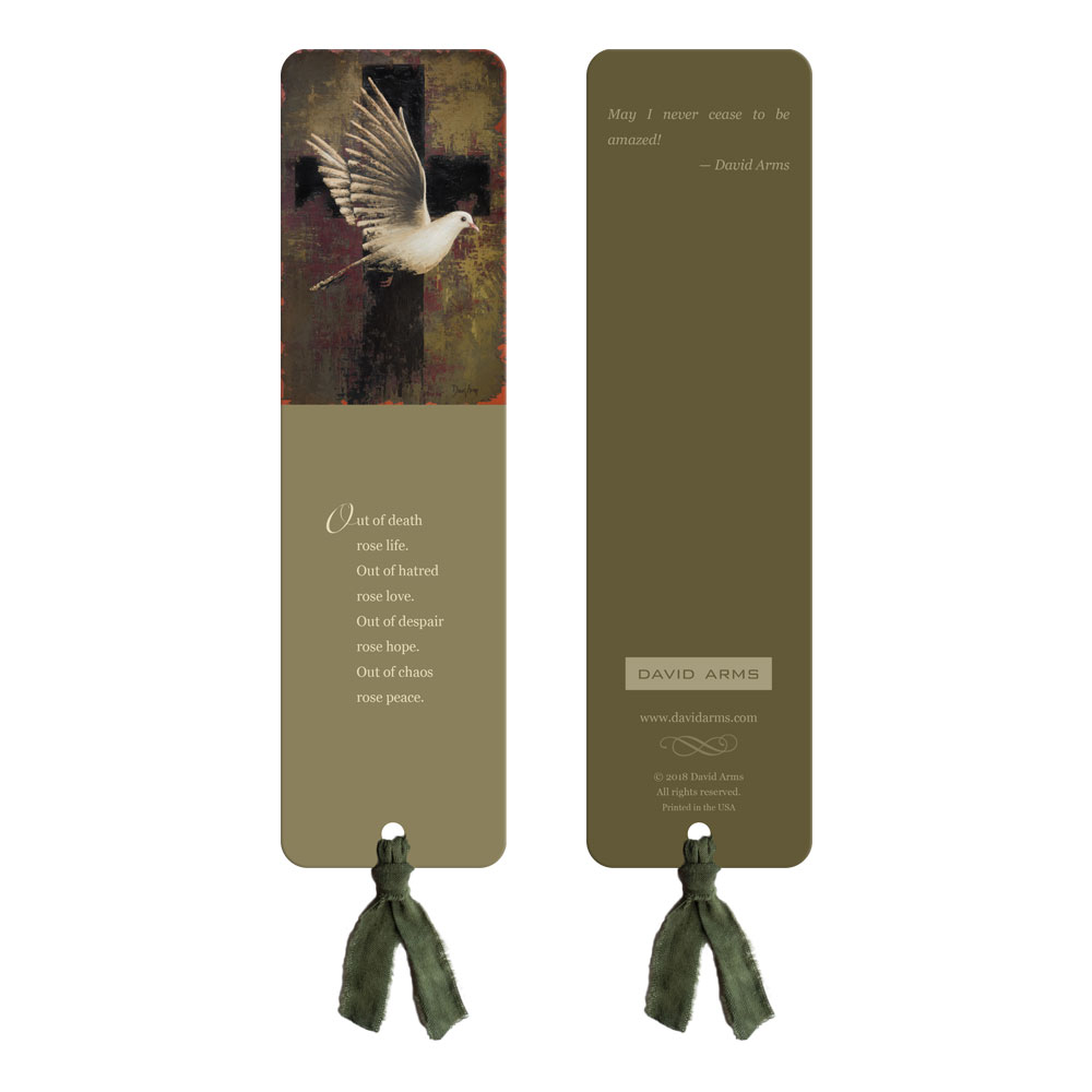 """Freedom"" Bookmark"