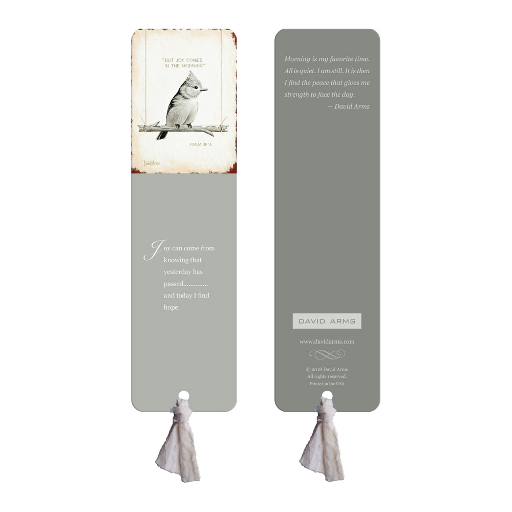 """Joy"" Bookmark"