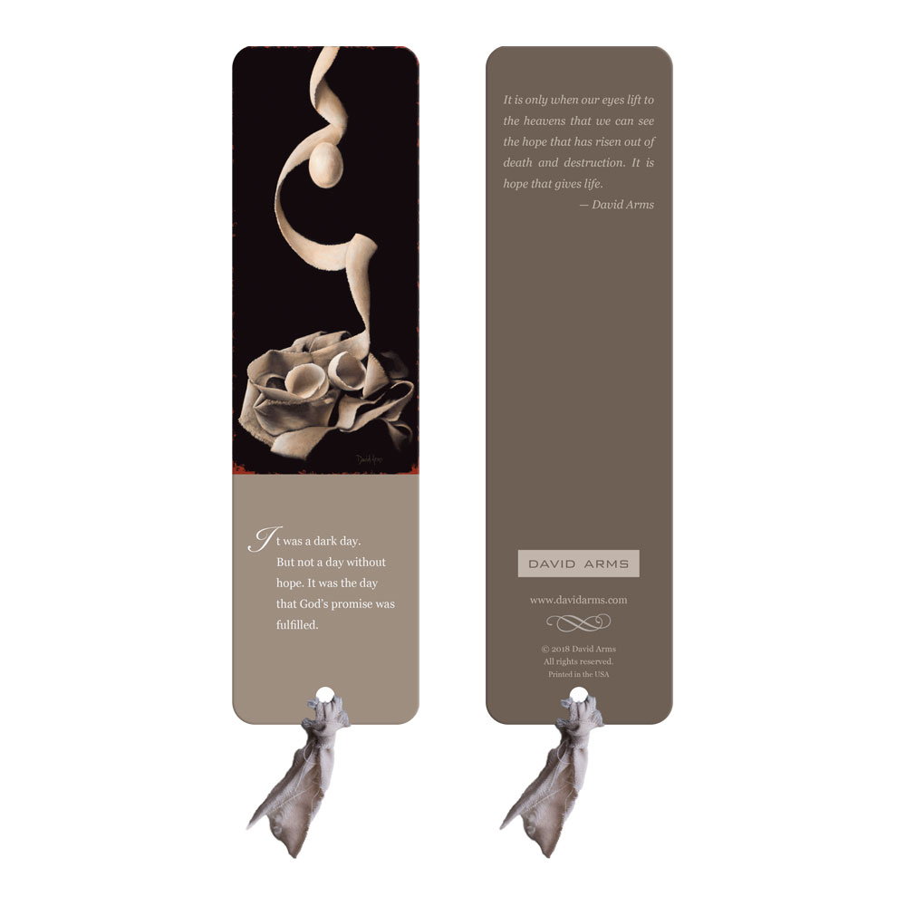 """Risen"" Bookmark"