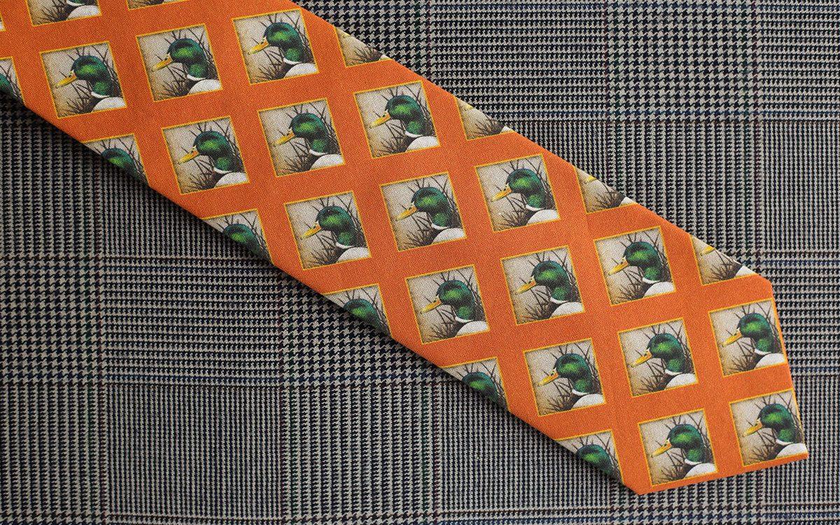 mallard-necktie-orange-folded-product-gallery-image-01