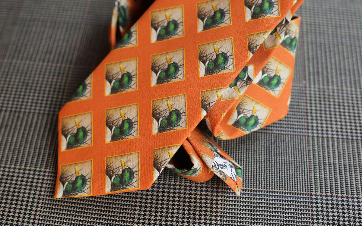 mallard-necktie-orange-folded-product-gallery-image-02