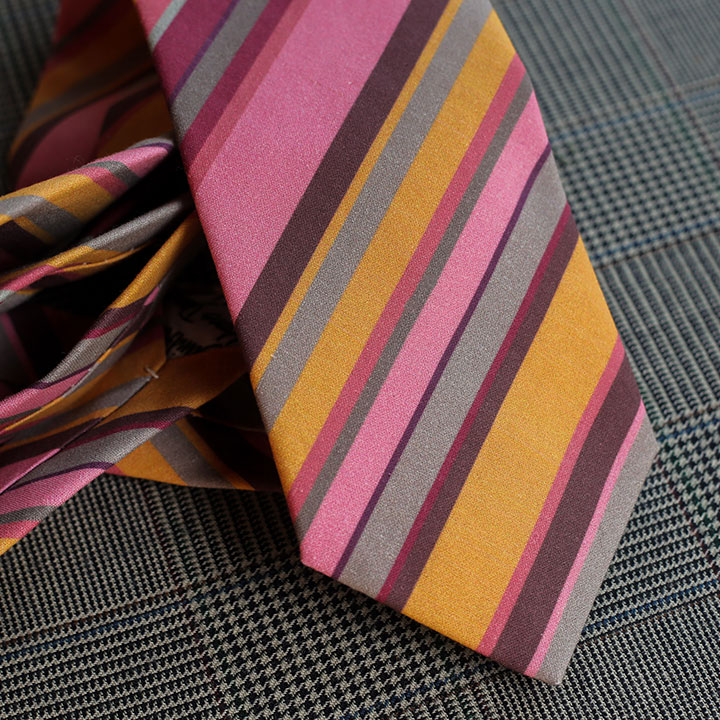 stripes-necktie-pink-gold-product-image-hover