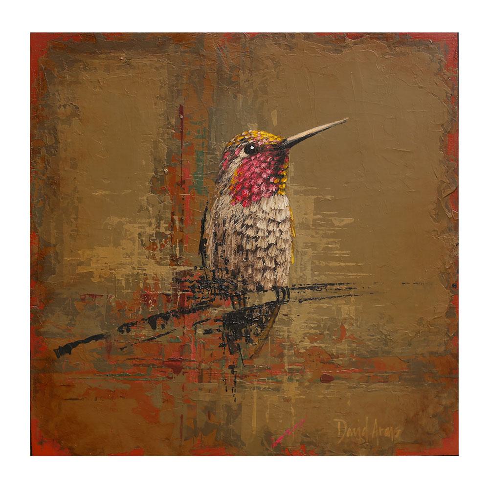 Hummingbird I • 10×10