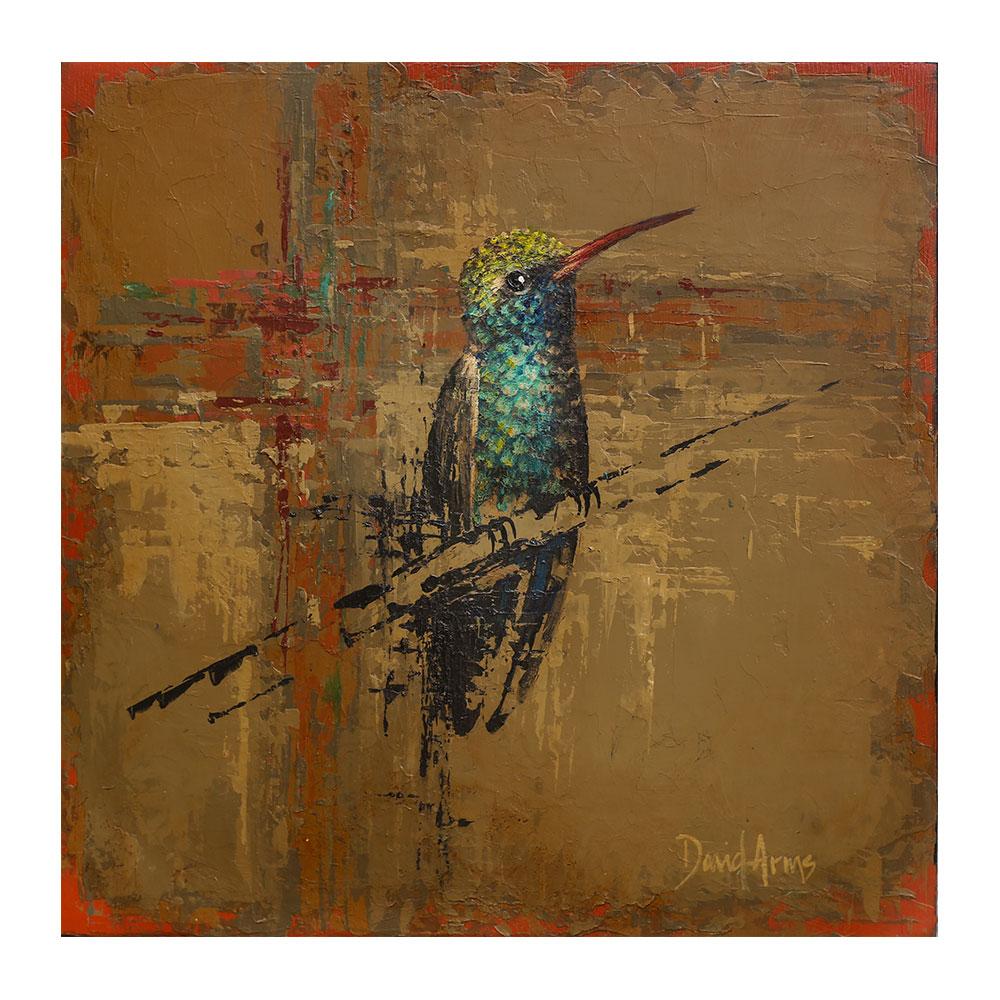 Hummingbird II • 10×10