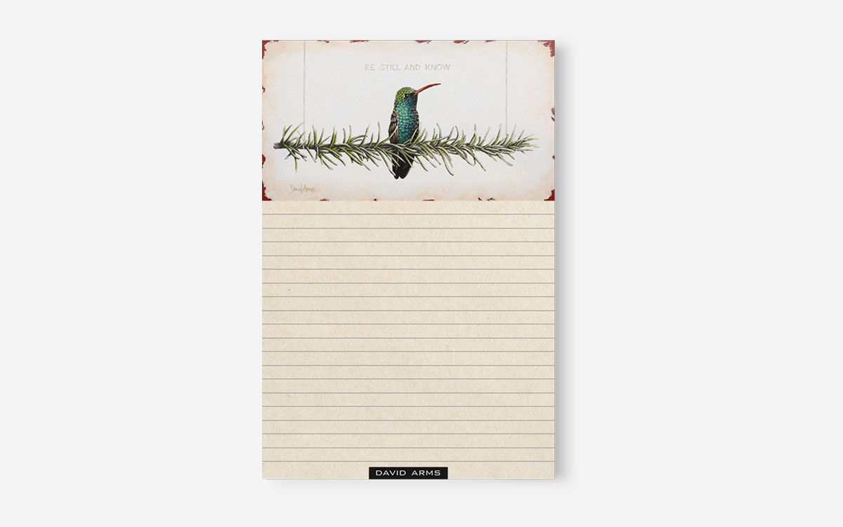 be-still-and-know-rosemary-notepad-product-gallery-image