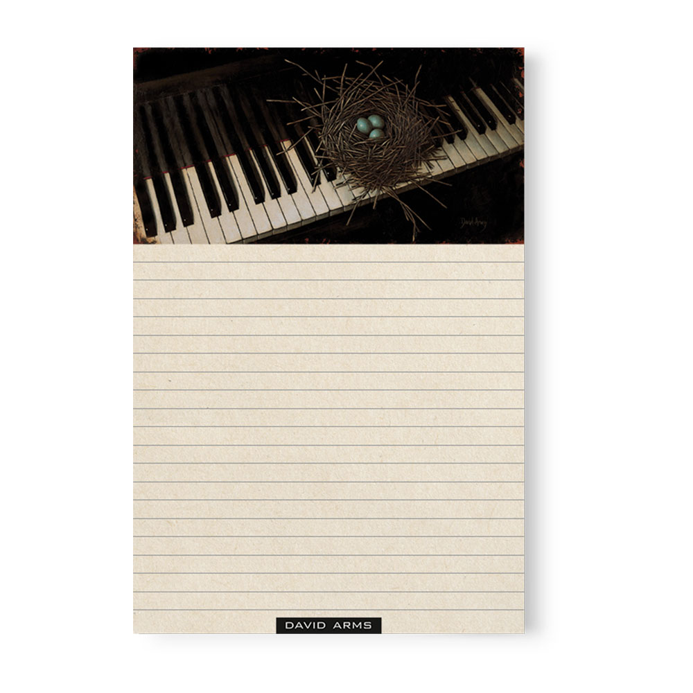 """Sound Of Grace"" Notepad"