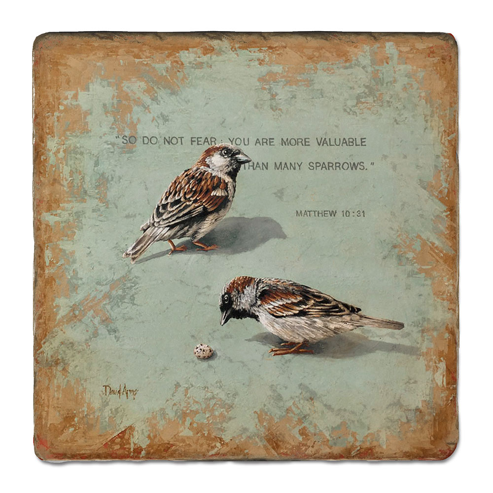 """""""Sparrows"""" Trivet"""