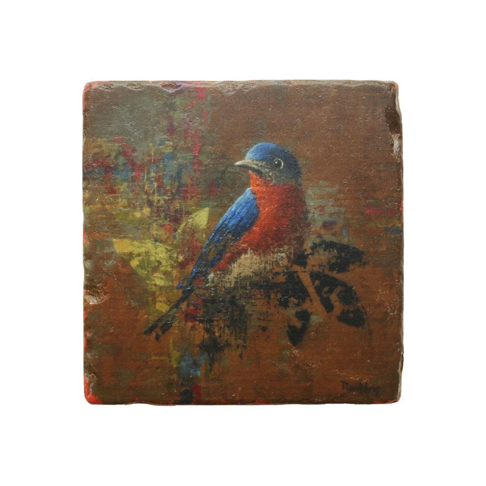 """Bluebird "" Marble Coaster"