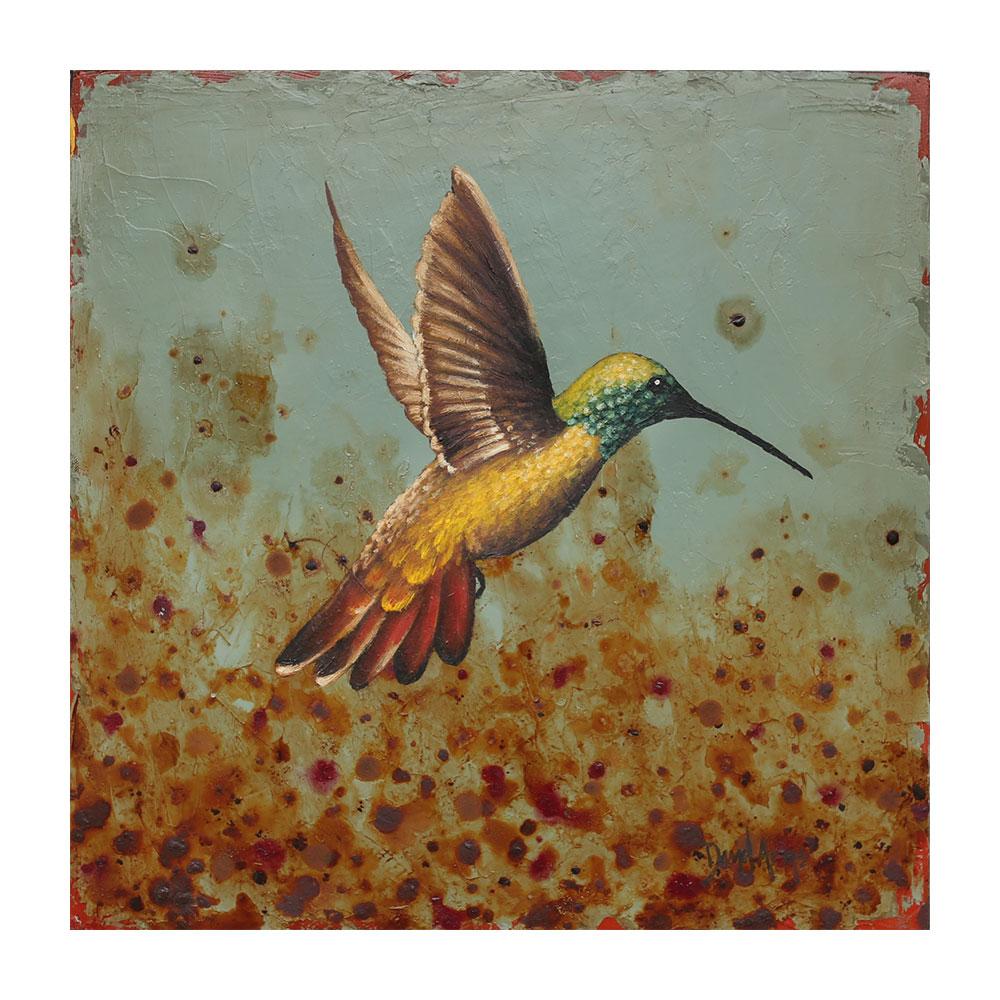 Hummingbird I • 12×12