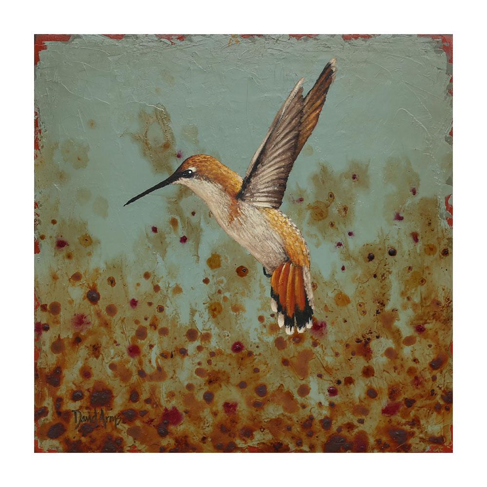 Hummingbird II • 12×12