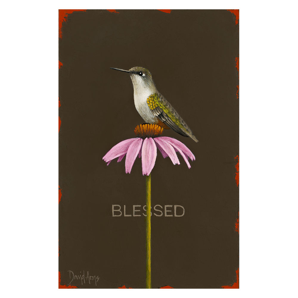 Blessed • 9×14