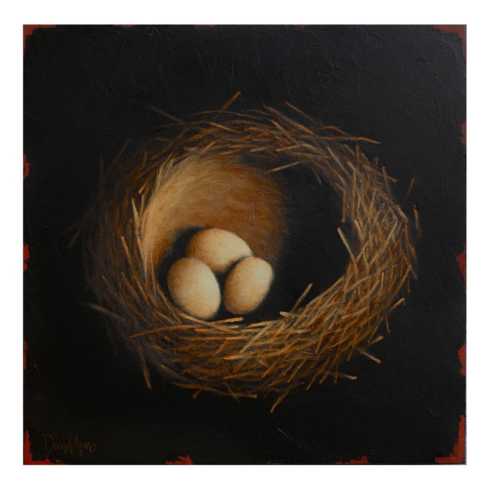 Nest I • 13x14