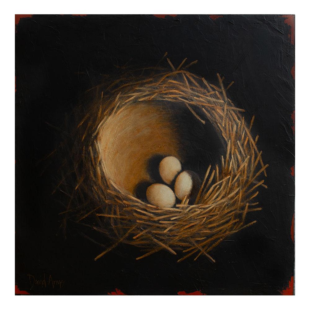 Nest II • 13x14