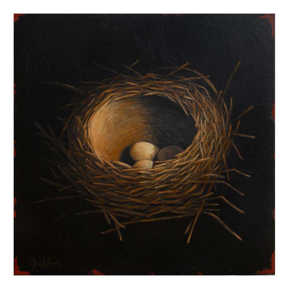 Nest III • 13x14