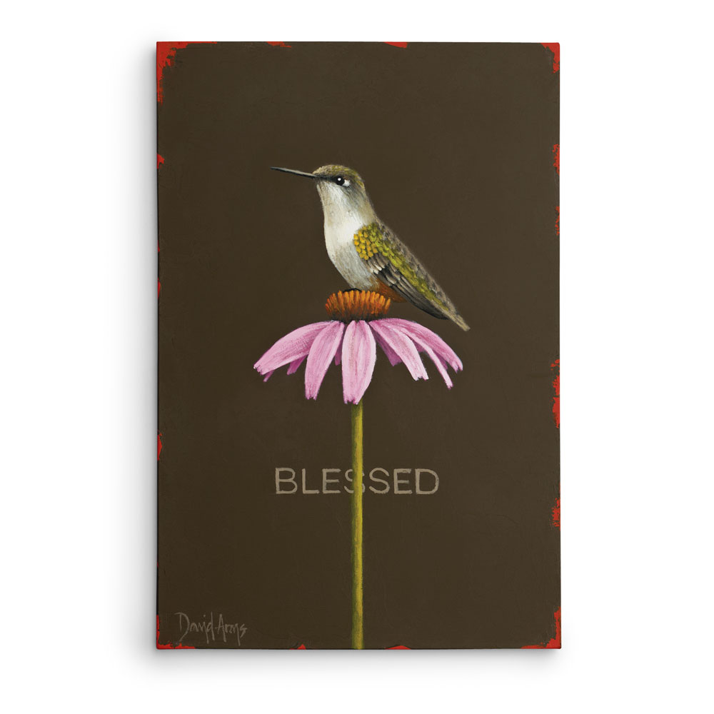 """Blessed"" Gicleé"