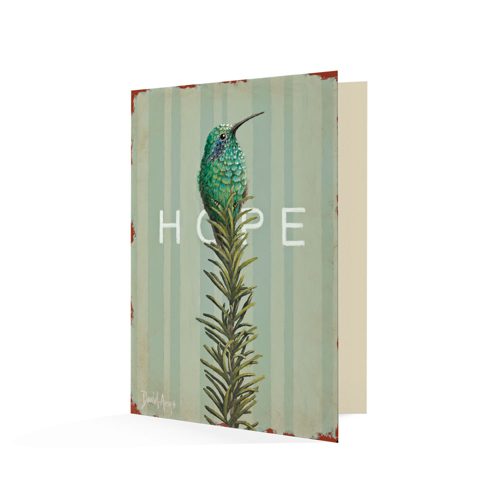 """Hope (Rosemary)"" Notecards"