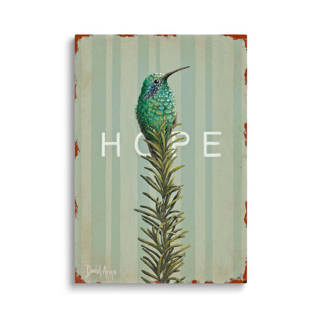 """""""Hope"""" (Rosemary) Gicleé"""