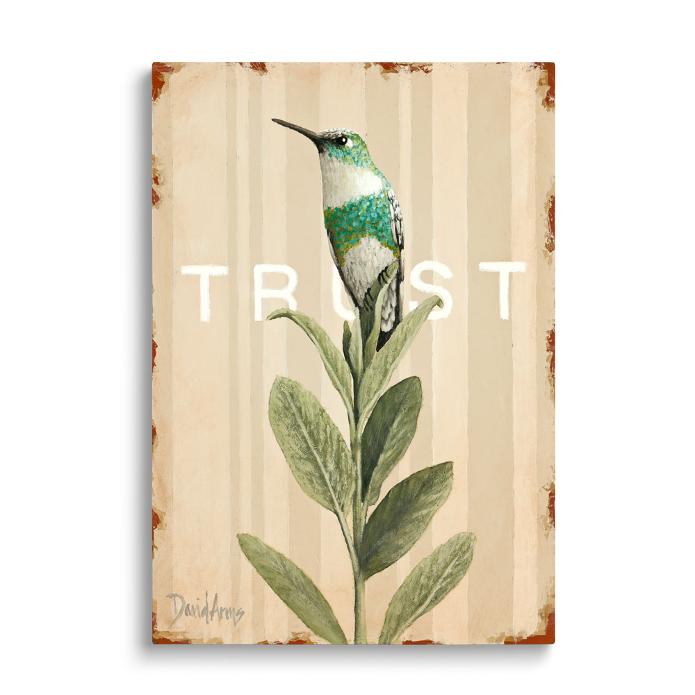 """""""Trust"""" (Sage) Gicleé"""