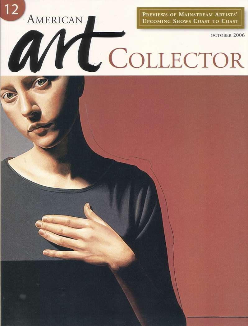 American Art Collector, Issue 12 | October 2006