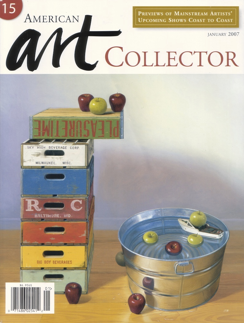 American Art Collector, Issue 15 | January 2007