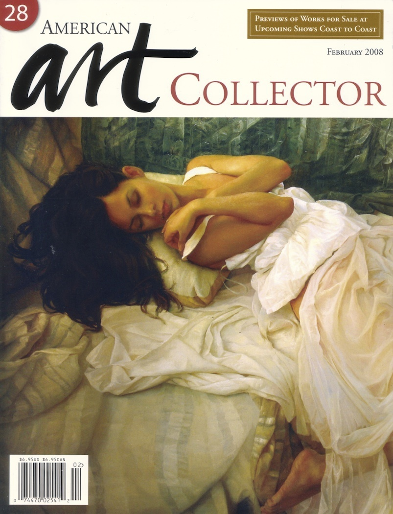 American Art Collector, Issue 28 | February 2008