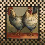 Chickens • 24×24