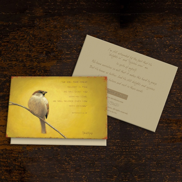 Delight Notecards