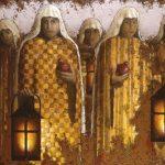 Five Virgins • 48×34