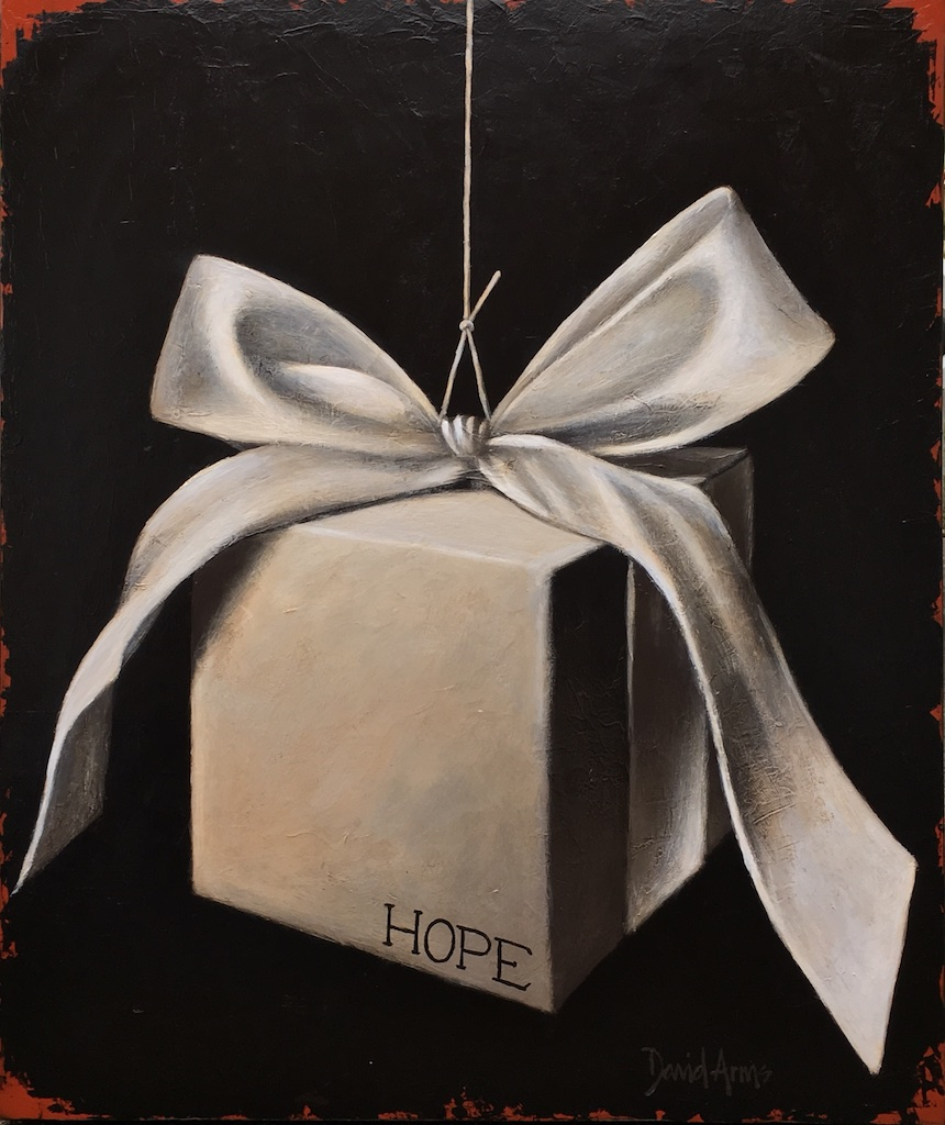 Gift of Hope • 16x19