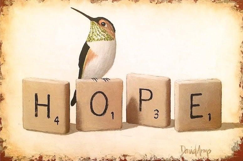 Hope • 8x12