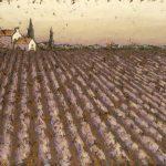 Lavender • 36×24