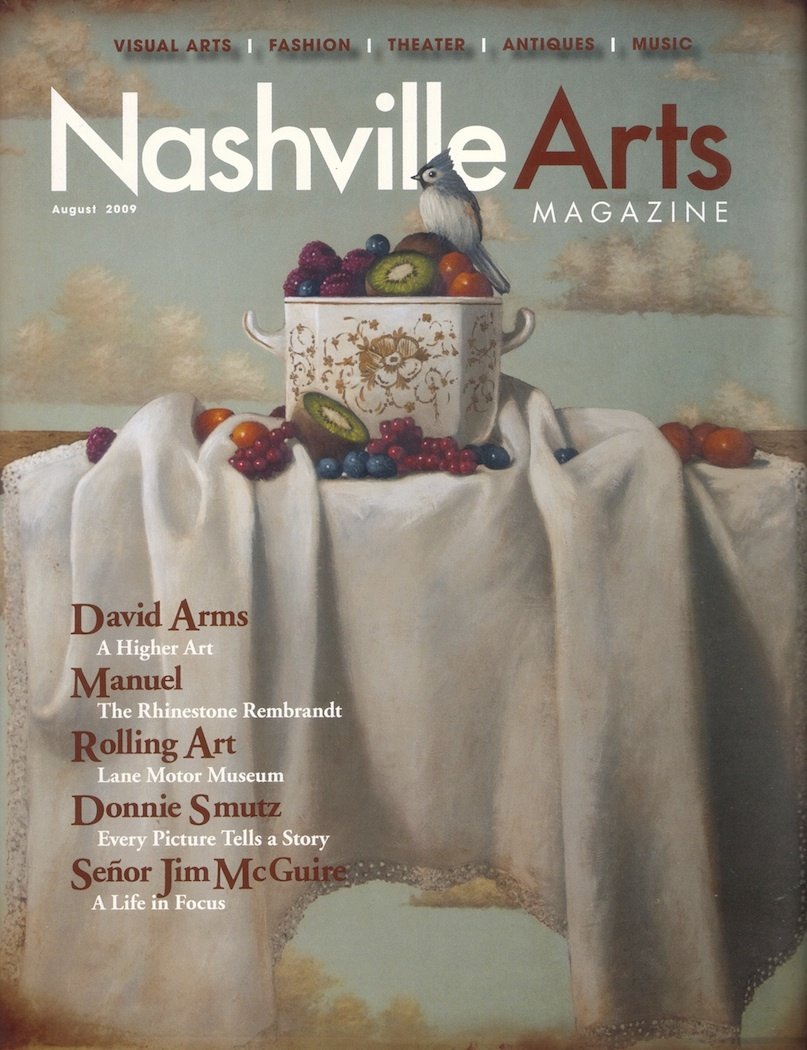 Nashville Arts Magazine | August 2009