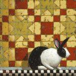 Rabbit III • 24×24